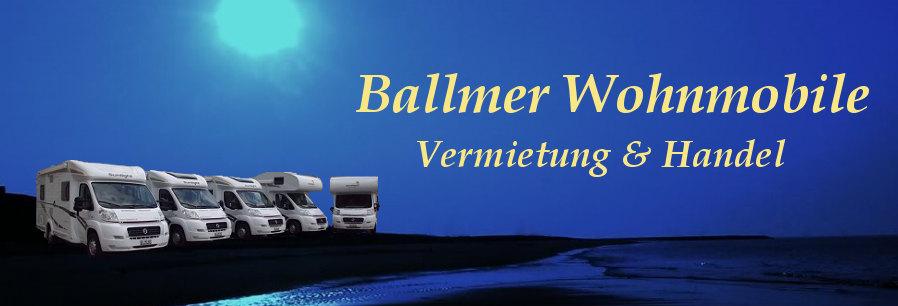 Ballmer Wohnmobile